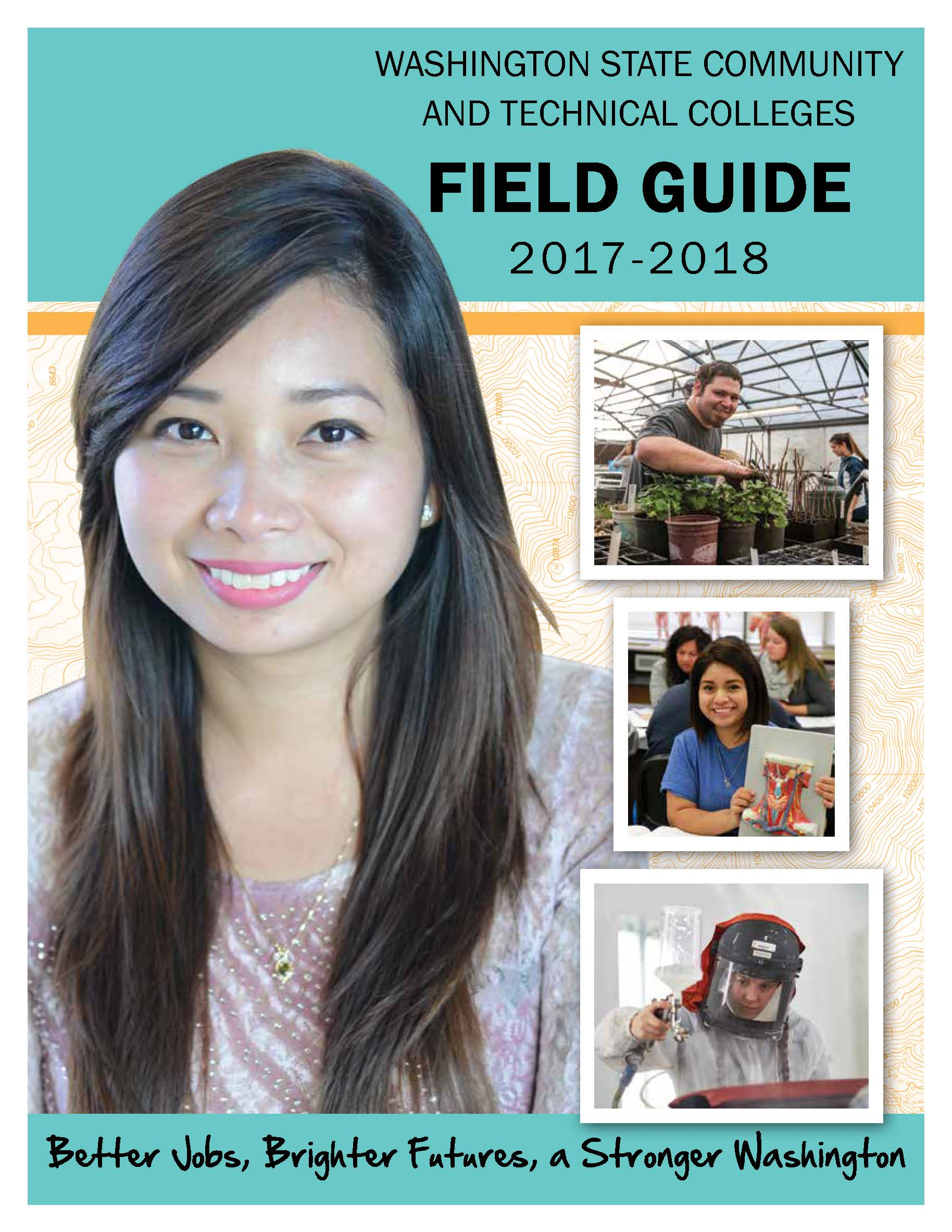 2017-2018 Field Guide cover
