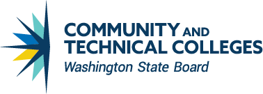 Washington State Board for Community and Technical Colleges color logo