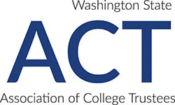 Washington State Association of College Trustees logo
